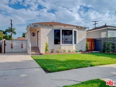 2644 S SPAULDING Avenue, Los Angeles, CA 90016 - MLS#: 18404976
