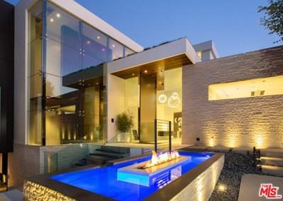 1201 LAUREL Way, Beverly Hills, CA 90210 - MLS#: 18405332
