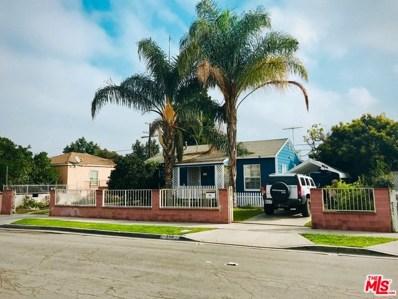 208 S THORSON Avenue, Compton, CA 90221 - MLS#: 18405636
