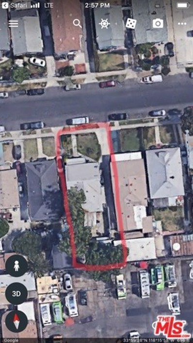 430 E 56TH Street, Los Angeles, CA 90011 - MLS#: 18405694