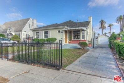 1082 S PLYMOUTH Boulevard, Los Angeles, CA 90019 - MLS#: 18405792