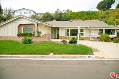 4771 DON PORFIRIO Place, Los Angeles, CA 90008 - MLS#: 18405808