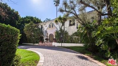 901 N ROXBURY Drive, Beverly Hills, CA 90210 - MLS#: 18405848