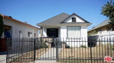 1347 W 36TH Street, Los Angeles, CA 90007 - MLS#: 18405916