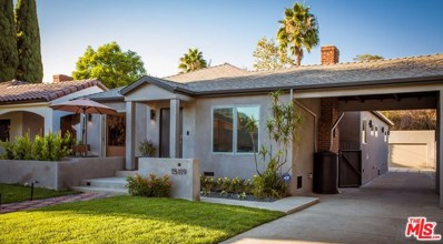 15119 LA MAIDA Street, Sherman Oaks, CA 91403 - MLS#: 18406070
