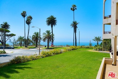 311 OCEAN Avenue UNIT 104, Santa Monica, CA 90402 - MLS#: 18406210