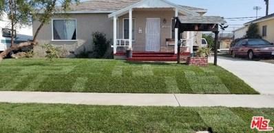12502 FELTON Avenue, Hawthorne, CA 90250 - MLS#: 18406214