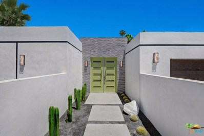 1130 S MANZANITA Avenue, Palm Springs, CA 92264 - MLS#: 18406228PS