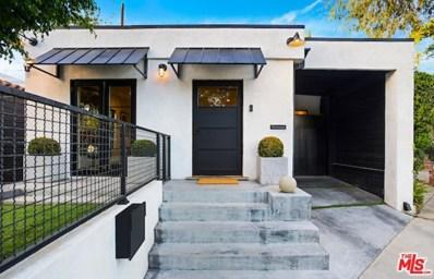 8985 N LLOYD Place, West Hollywood, CA 90069 - MLS#: 18406330