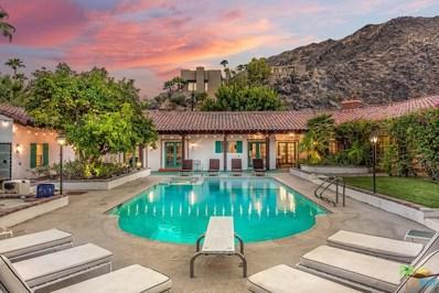 610 N VIA MONTE, Palm Springs, CA 92262 - #: 18406400PS