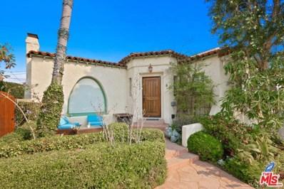 1039 25TH Street, Santa Monica, CA 90403 - MLS#: 18406548