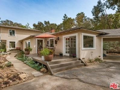 1200 ESTRELLA Drive, Santa Barbara, CA 93110 - MLS#: 18406898