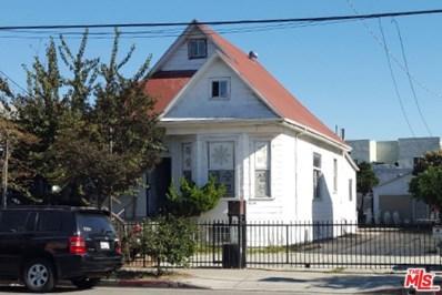 1234 S Normandie Avenue, Los Angeles, CA 90006 - MLS#: 18406962