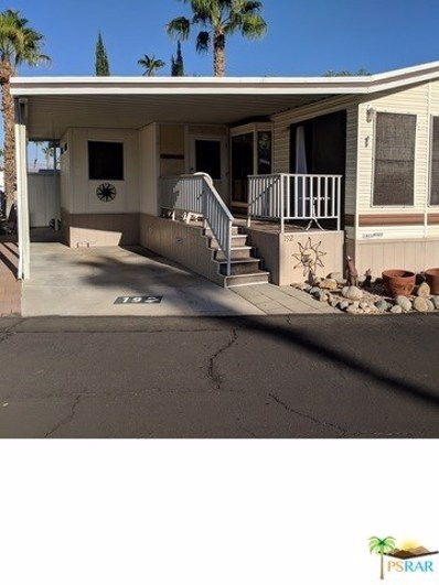69801 Ramon UNIT 192, Cathedral City, CA 92234 - MLS#: 18407066PS