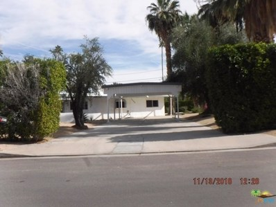 1580 S VIA SOLEDAD, Palm Springs, CA 92264 - MLS#: 18407240PS