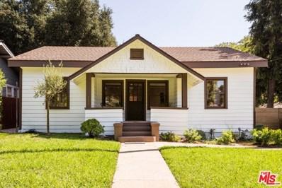 1304 N CATALINA Avenue, Pasadena, CA 91104 - MLS#: 18407288