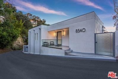 8540 HILLSIDE Avenue, Los Angeles, CA 90069 - MLS#: 18407292