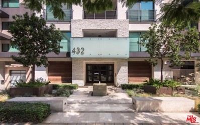432 N OAKHURST Drive UNIT 406, Beverly Hills, CA 90210 - MLS#: 18407306