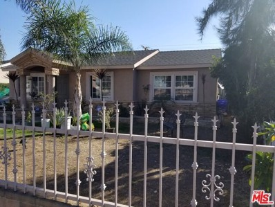 1244 E 149TH Street, Compton, CA 90220 - MLS#: 18407420
