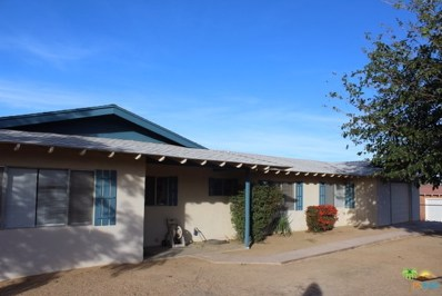 56294 TAOS Trail, Yucca Valley, CA 92284 - MLS#: 18407690PS