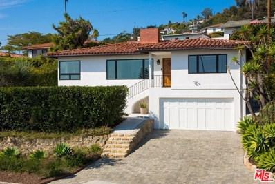 1237 E DE LA GUERRA Street, Santa Barbara, CA 93103 - MLS#: 18407786
