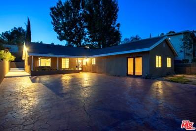 12605 Lithuania Drive, Granada Hills, CA 91344 - MLS#: 18408010