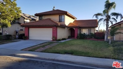 17223 Cerritos Street, Fontana, CA 92336 - MLS#: 18408170