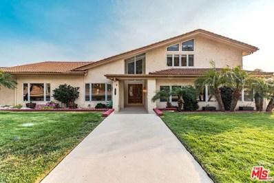 8961 APPALOOSA Court, Alta Loma, CA 91737 - MLS#: 18408228