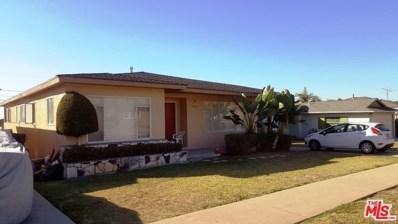 1610 W 126TH Street, Los Angeles, CA 90047 - MLS#: 18408636