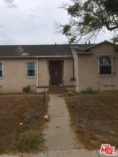 11239 S VAN NESS Avenue, Inglewood, CA 90303 - MLS#: 18408666