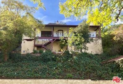 3410 N KNOLL Drive, Los Angeles, CA 90068 - MLS#: 18408746