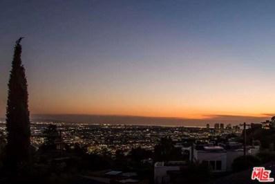 1590 SUNSET PLAZA Drive, Los Angeles, CA 90069 - MLS#: 18408788