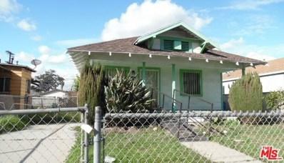 133 W 92ND Street, Los Angeles, CA 90003 - MLS#: 18409066