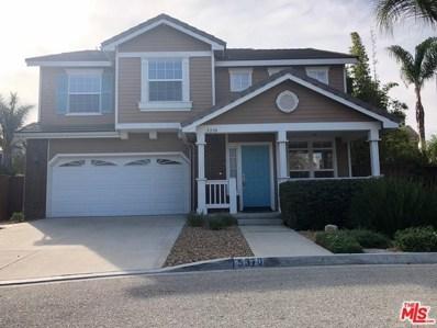 5370 HUBBELL Court, Ventura, CA 93003 - MLS#: 18409234