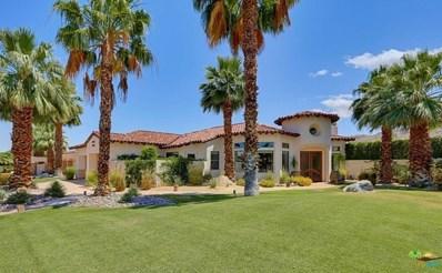 11 RIDGELINE Way, Rancho Mirage, CA 92270 - MLS#: 18409530PS