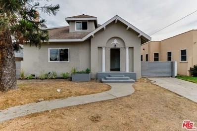 120 S Burris Avenue, Compton, CA 90221 - MLS#: 18409800