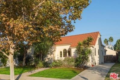 806 N CHEROKEE Avenue, Los Angeles, CA 90038 - MLS#: 18410050