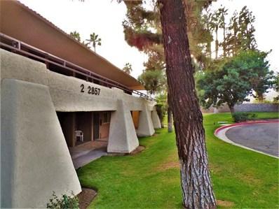 2857 N LOS FELICES Road UNIT 109, Palm Springs, CA 92262 - MLS#: 18410140PS