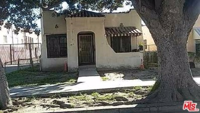 1814 W 65TH Place, Los Angeles, CA 90047 - MLS#: 18410174