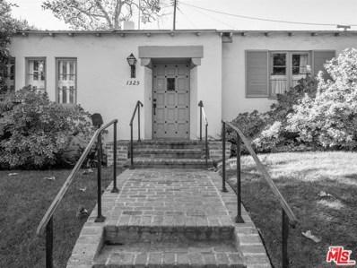 1325 THAYER Avenue, Los Angeles, CA 90024 - MLS#: 18410534