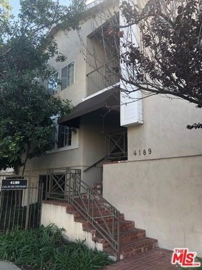 4189 VINELAND Avenue UNIT 109, Studio City, CA 91602 - MLS#: 18410788