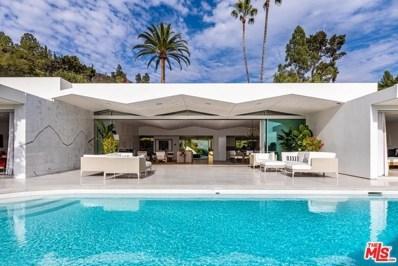 1107 N HILLCREST Road, Beverly Hills, CA 90210 - MLS#: 18410936