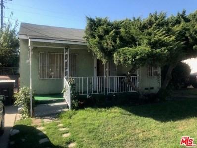 3501 FASHION Avenue, Long Beach, CA 90810 - MLS#: 18411086