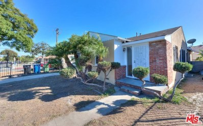706 W SPRUCE Avenue, Inglewood, CA 90301 - MLS#: 18411130