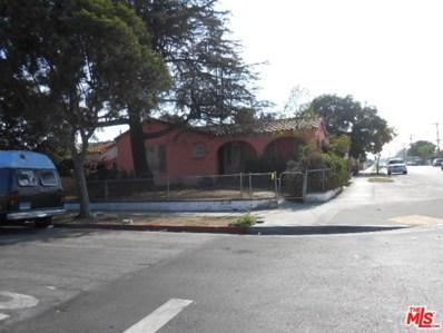 1160 W 102ND Street, Los Angeles, CA 90044 - MLS#: 18411504