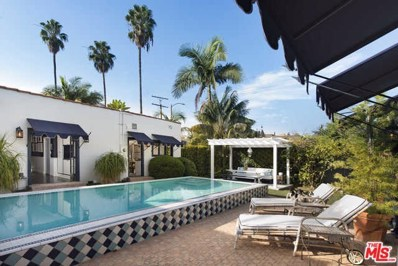 100 S LAUREL Avenue, Los Angeles, CA 90048 - MLS#: 18412016