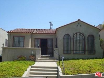 1840 S MANSFIELD Avenue, Los Angeles, CA 90019 - MLS#: 18412438