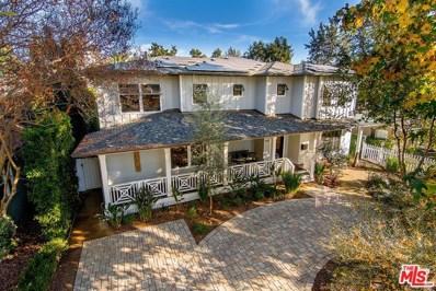 4612 VAN NOORD Avenue, Sherman Oaks, CA 91423 - MLS#: 18412622