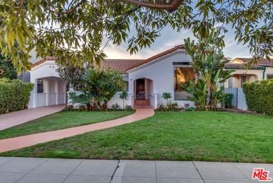 1253 S SPAULDING Avenue, Los Angeles, CA 90019 - MLS#: 18412702