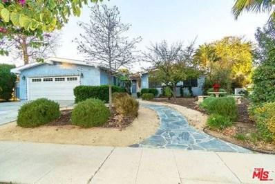 17401 Stare Street, Northridge, CA 91325 - MLS#: 18412956